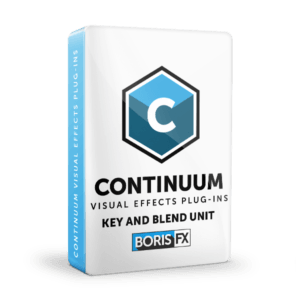 Boris FX Continuum Key and Blend Unit