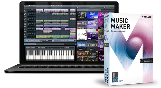 VEGAS Movie Studio 14 - MAGIX Music Maker