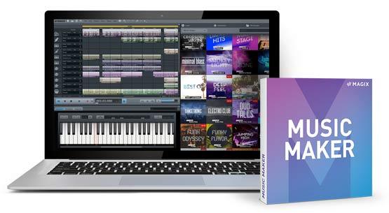 music maker - Fantastisch Mosaik Flie