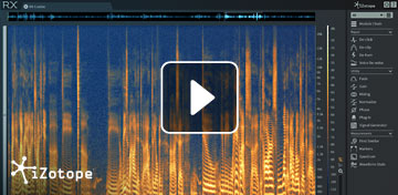 iZotope RX Elements