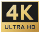 4K Support