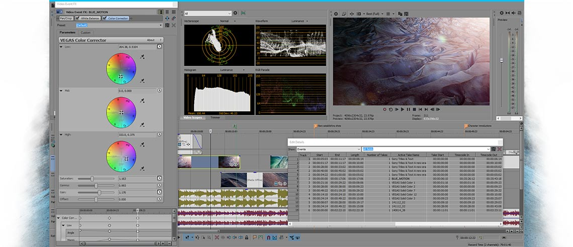Creative Video Editing Software That Meets The Highest Demands