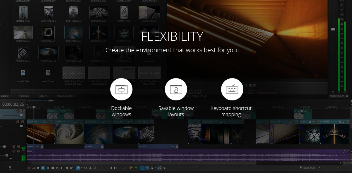 best software to make movies from videos