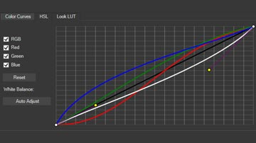 Improved Color Curves