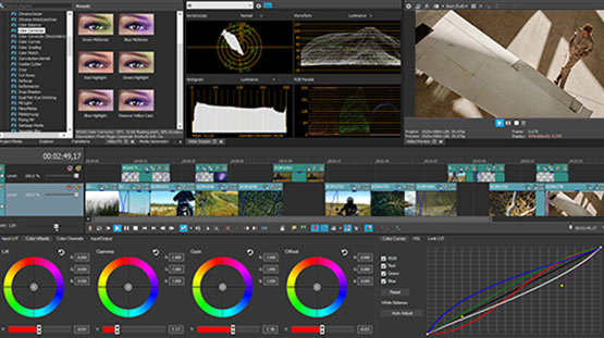 Unified Color Grading workflow