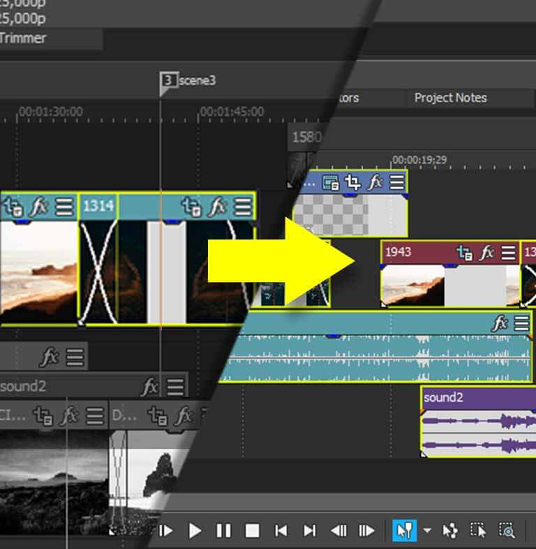 New features & highlights – VEGAS Pro