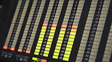 Robust multitrack audio environment