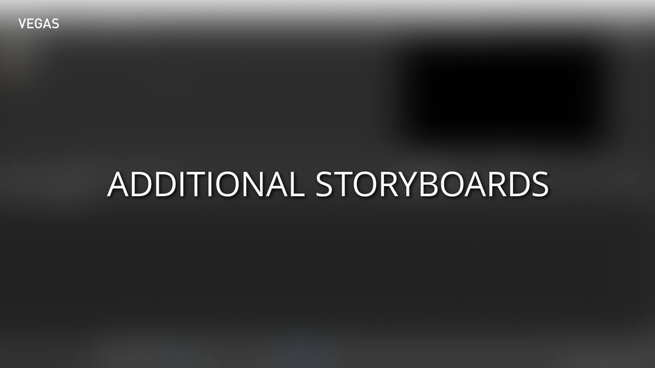 Integrated dynamic storyboard workflow tutorial