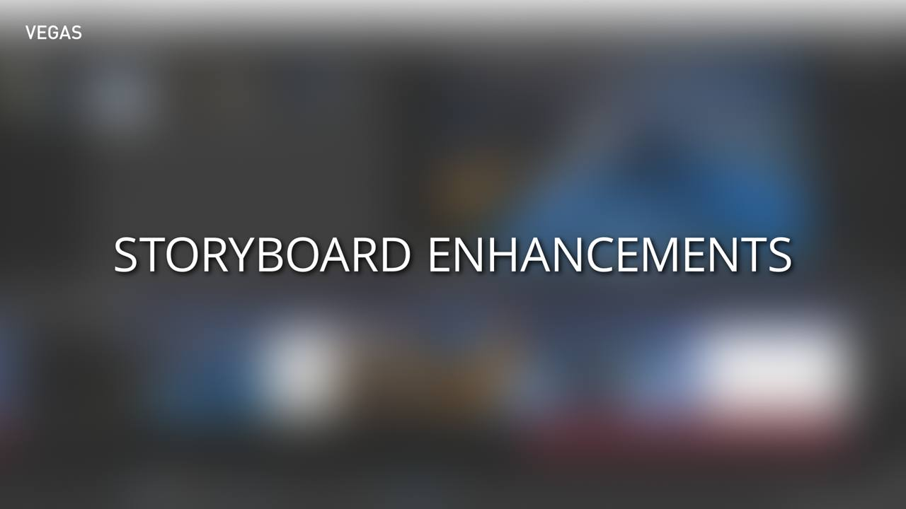 Discover storyboard enhancements