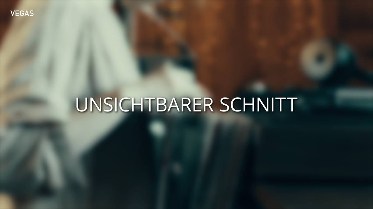 Unsichtbarer Schnitt (Cut on Action)