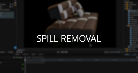 Step 2: Spill Removal Effect