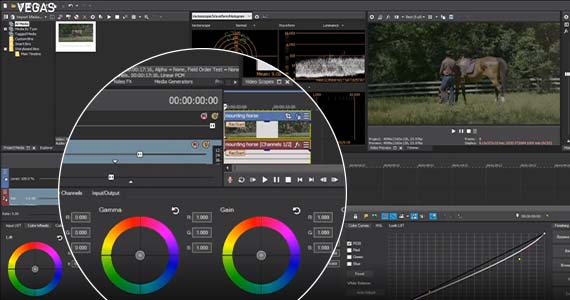 Step 4: Editing HDR Footage