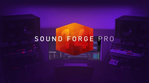 SOUND FORGE Pro 14