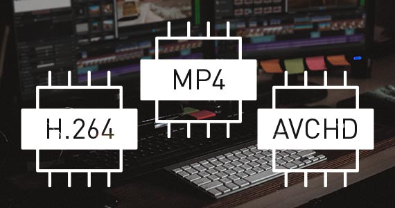 MP4, AVC/AVCHD, HEVC, H.264 And Other...