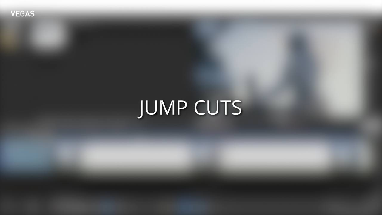 Using Jump Cuts Purposely